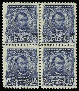 Sale Number 923, Lot Number 2636, 1902-08 Issues (Scott 300 thru 320)1c-15c 1902 Issue (300-309), 1c-15c 1902 Issue (300-309)