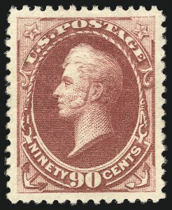 Sale Number 924, Lot Number 42, 1879 American Bank Note Co. Issue90c Carmine (191), 90c Carmine (191)