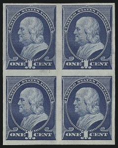 Sale Number 930, Lot Number 1180, Essays, Proofs and Specimens: Bank Note Issues1c Ultramarine, Plate Proof on India (212P3), 1c Ultramarine, Plate Proof on India (212P3)
