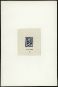 Sale Number 930, Lot Number 1183, Essays, Proofs and Specimens: Bank Note Issues5c Indigo, Large Die Proof on India (216P1), 5c Indigo, Large Die Proof on India (216P1)