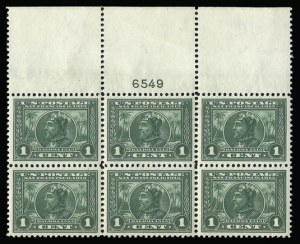 Sale Number 930, Lot Number 2459, 1913-15 Panama-Pacific Issue (Scott 397-404)1c Panama-Pacific (397), 1c Panama-Pacific (397)