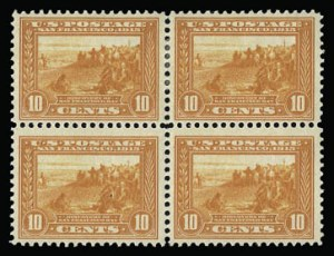 Sale Number 930, Lot Number 2460, 1913-15 Panama-Pacific Issue (Scott 397-404)2c-10c Panama-Pacific (398-400), 2c-10c Panama-Pacific (398-400)
