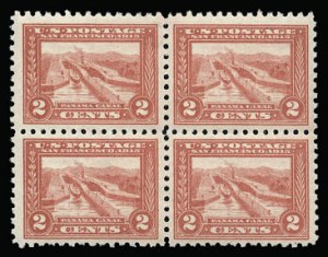 Sale Number 930, Lot Number 2473, 1913-15 Panama-Pacific Issue (Scott 397-404)2c Panama-Pacific, Perf 10 (402), 2c Panama-Pacific, Perf 10 (402)