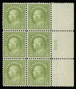 Sale Number 930, Lot Number 2592, 1917-19 Issues (Scott 481-524)1c-13c 1917-19 Issue (498-499, 501, 503-504, 506, 508-513), 1c-13c 1917-19 Issue (498-499, 501, 503-504, 506, 508-513)