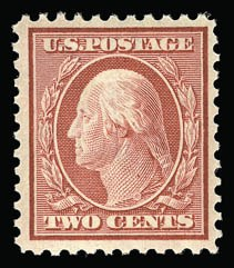 Sale Number 930, Lot Number 2629, 1917-19 Issues (Scott 481-524)2c Carmine (519), 2c Carmine (519)
