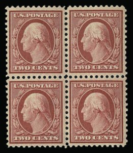 Sale Number 930, Lot Number 2630, 1917-19 Issues (Scott 481-524)2c Carmine (519), 2c Carmine (519)