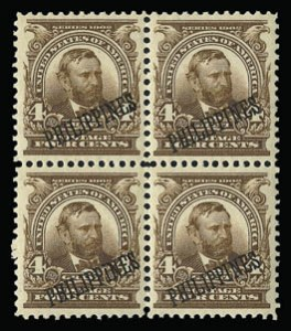 Sale Number 930, Lot Number 3151, Philippines1903, 4c Brown (229), 1903, 4c Brown (229)