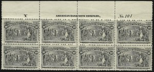 Sale Number 935, Lot Number 10, Columbian Issue10c Columbian (237), 10c Columbian (237)