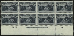 Sale Number 935, Lot Number 13, Columbian Issue50c Columbian (240), 50c Columbian (240)