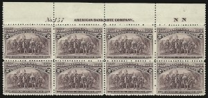 Sale Number 935, Lot Number 3, Columbian Issue2c Columbian (231), 2c Columbian (231)