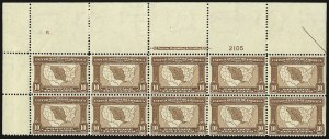 Sale Number 935, Lot Number 40, Louisiana Purchase Issue10c Louisiana Purchase (327), 10c Louisiana Purchase (327)