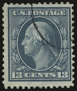 Sale Number 937, Lot Number 234, Washington-Franklin and Commemorative Issues13c Bluish Green, Bluish (365), 13c Bluish Green, Bluish (365)