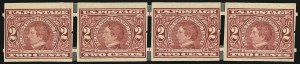 Sale Number 937, Lot Number 235, Washington-Franklin and Commemorative IssuesAttleboro Stamp Co., 2c Alaska-Yukon (371), Attleboro Stamp Co., 2c Alaska-Yukon (371)