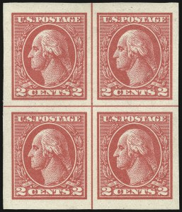 Sale Number 937, Lot Number 266, Washington-Franklin and Commemorative Issues2c Carmine, Ty. VII, Imperforate (534B), 2c Carmine, Ty. VII, Imperforate (534B)