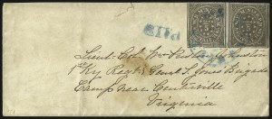 Sale Number 937, Lot Number 360, Confederate StatesNashville Tenn., 5c Gray (61X4), Nashville Tenn., 5c Gray (61X4)