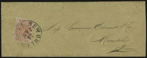 Sale Number 937, Lot Number 362, Confederate StatesNew Orleans La., 2c Red (62X2), New Orleans La., 2c Red (62X2)