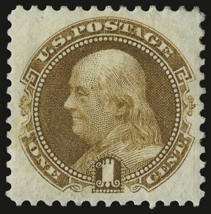 Sale Number 938, Lot Number 1229, 1875 Re-Issue of 1869 Pictorial Issue1c Buff, Re-Issue (123), 1c Buff, Re-Issue (123)