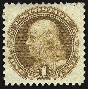 Sale Number 938, Lot Number 1231, 1875 Re-Issue of 1869 Pictorial Issue1c Buff, Re-Issue (123), 1c Buff, Re-Issue (123)