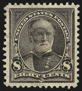 Sale Number 938, Lot Number 1433, 1894-98 Bureau Issues8c Violet Brown (272), 8c Violet Brown (272)