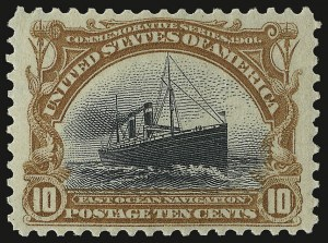 Sale Number 938, Lot Number 1468, Pan-American Issue1c-10c Pan-American (294-295, 297-299), 1c-10c Pan-American (294-295, 297-299)