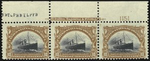 Sale Number 938, Lot Number 1469, Pan-American Issue1c-10c Pan-American (294-295, 297-299), 1c-10c Pan-American (294-295, 297-299)