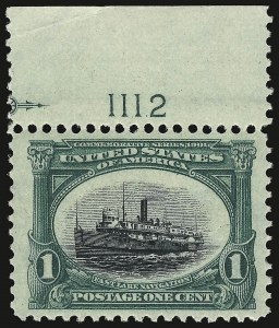 Sale Number 938, Lot Number 1470, Pan-American Issue1c Pan-American (294), 1c Pan-American (294)