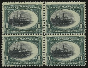 Sale Number 938, Lot Number 1471, Pan-American Issue1c Pan-American (294), 1c Pan-American (294)