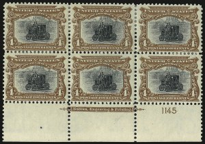 Sale Number 938, Lot Number 1476, Pan-American Issue4c Pan-American (296), 4c Pan-American (296)