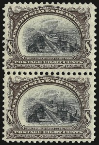 Sale Number 938, Lot Number 1477, Pan-American Issue8c Pan-American (298), 8c Pan-American (298)