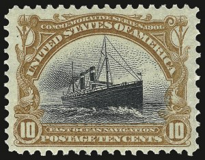 Sale Number 938, Lot Number 1481, Pan-American Issue10c Pan-American (299), 10c Pan-American (299)