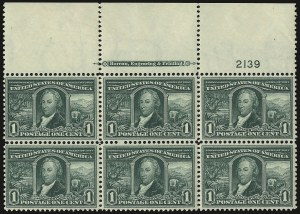 Sale Number 938, Lot Number 1522, Louisiana Purchase, Jamestown Issues1c Louisiana Purchase (323), 1c Louisiana Purchase (323)