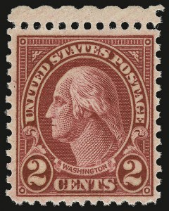 Sale Number 938, Lot Number 1770, 1922-29 and Later Issues (Scott 551 to 2866b)2c Carmine, Ty. II (634A), 2c Carmine, Ty. II (634A)