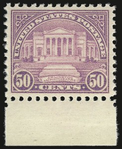 Sale Number 938, Lot Number 1788, 1922-29 and Later Issues (Scott 551 to 2866b)50c Lilac (701), 50c Lilac (701)