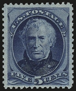 Sale Number 941, Lot Number 1109, 1873 Continental Bank Note Co. Issue5c Blue (179). Mint N.H, 5c Blue (179). Mint N.H