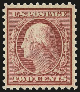 Sale Number 941, Lot Number 1336, 1912-23 Issues (Scott 485 to 519)2c Carmine (519), 2c Carmine (519)