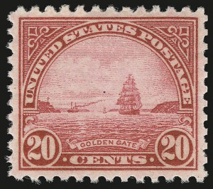 Sale Number 946, Lot Number 1292, 1925 and Later Issues (Scott 622-later)20c Carmine Rose (698), 20c Carmine Rose (698)