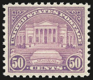 Sale Number 946, Lot Number 1294, 1925 and Later Issues (Scott 622-later)50c Lilac (701), 50c Lilac (701)