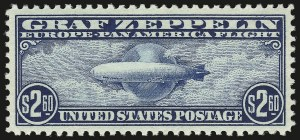 Sale Number 946, Lot Number 1348, Air Post$2.60 Graf Zeppelin (C15), $2.60 Graf Zeppelin (C15)