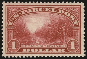 Sale Number 946, Lot Number 1495, Parcel Post$1.00 Parcel Post (Q12), $1.00 Parcel Post (Q12)