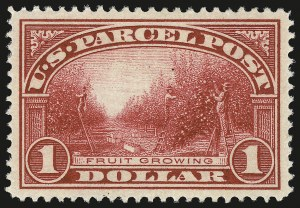 Sale Number 946, Lot Number 1498, Parcel Post$1.00 Parcel Post (Q12), $1.00 Parcel Post (Q12)