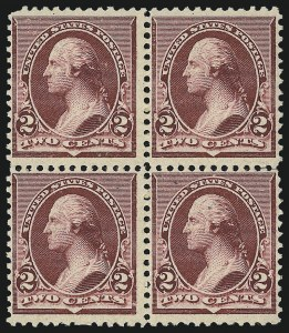 Sale Number 946, Lot Number 613, 1890-93 Issue (Scott 219-229)1c-8c 1890-93 Issue (219-221, 225), 1c-8c 1890-93 Issue (219-221, 225)