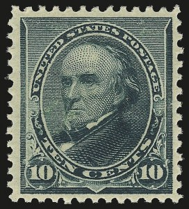Sale Number 946, Lot Number 620, 1890-93 Issue (Scott 219-229)10c Green (226), 10c Green (226)