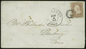 Sale Number 950, Lot Number 2197, 1861-66 Issues,