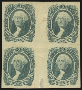 Sale Number 950, Lot Number 2926, General Issues Off Cover20c Green (13), 20c Green (13)