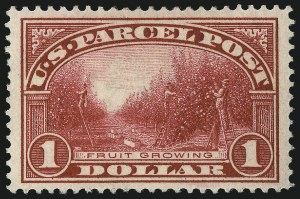 Sale Number 953, Lot Number 1691, Parcel Post$1.00 Parcel Post (Q12), $1.00 Parcel Post (Q12)