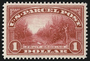 Sale Number 953, Lot Number 1693, Parcel Post$1.00 Parcel Post (Q12), $1.00 Parcel Post (Q12)
