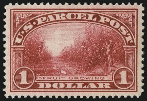 Sale Number 953, Lot Number 1694, Parcel Post$1.00 Parcel Post (Q12), $1.00 Parcel Post (Q12)