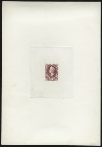 Sale Number 953, Lot Number 28, Essays, Proofs and Specimens1c-90c 1870-71 National Bank Note Co., Large Die Proofs on Card (145P1-155P1), 1c-90c 1870-71 National Bank Note Co., Large Die Proofs on Card (145P1-155P1)