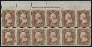 Sale Number 953, Lot Number 411, 1867-68 Grilled Issue (Scott 79-101)3c Red, F. Grill (94), 3c Red, F. Grill (94)