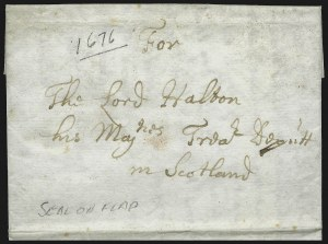 Sale Number 954, Lot Number 3009, Colonial & 18th Century(Bacon's Rebellion, Virginia 1676), (Bacon's Rebellion, Virginia 1676)